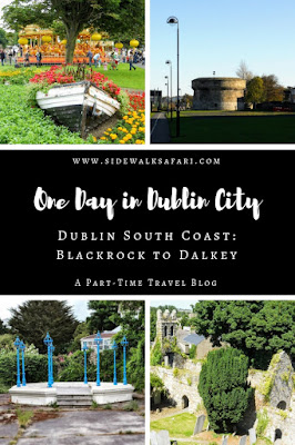 Dalkey to Killiney Hill Walk and More Plus Monkstown Restaurants