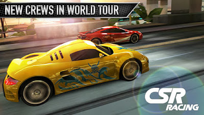 CSR Racing V3.9.0 MOD Apk For Android3