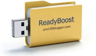 ReadyBoost - ускоряем работу компьютера