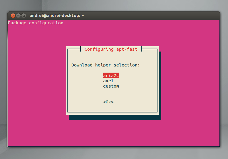 Speed Up apt-get Downloads With apt-fast [Ubuntu PPA] ~ Web Upd8