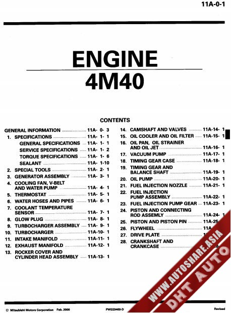 mitsubishi eclipse 2g service manual.pdf