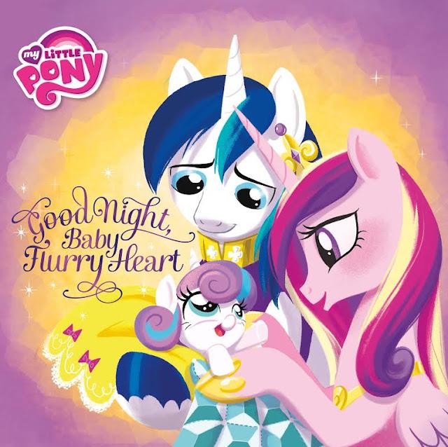 My Little Pony: Good Night Baby Flurry Heart