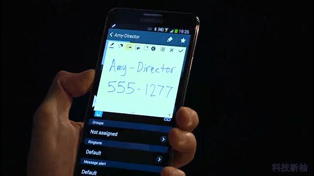 詳盡報導 SAMSUNG Galaxy Note 3、Note 10.1、 Galaxy Gear 發表會內容 Galaxy+Note+App++-10