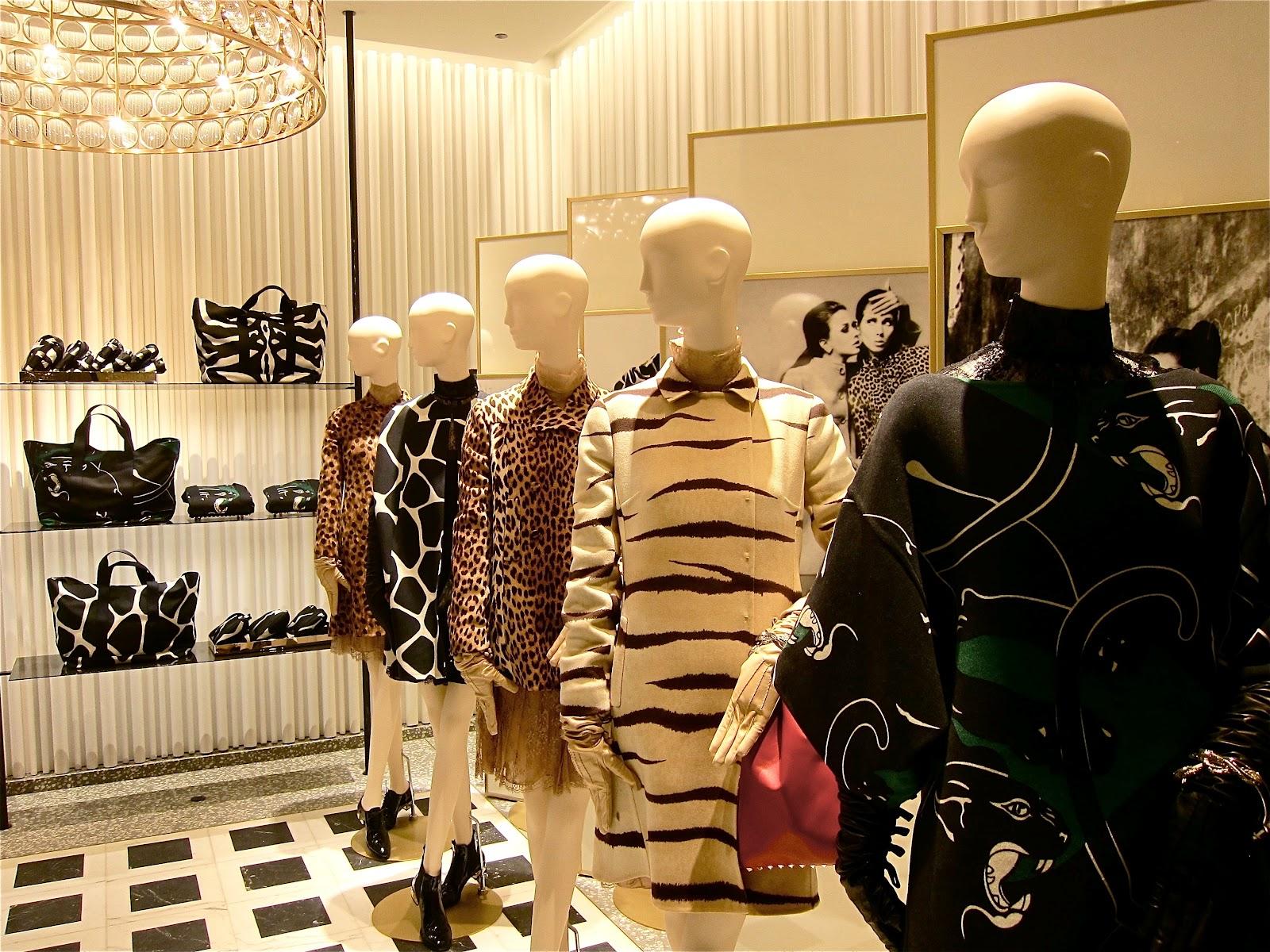 Contessanally milano valentino boutique opening for Valentino via turati milano