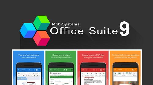 OfficeSuite 9 Pro PDF Premium Apk