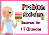 problem solving from Teachers Take Out
