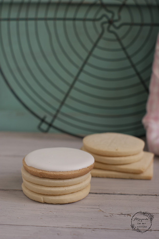 Galletas De Mantequilla Sin Gluten Ideales Para Decorar