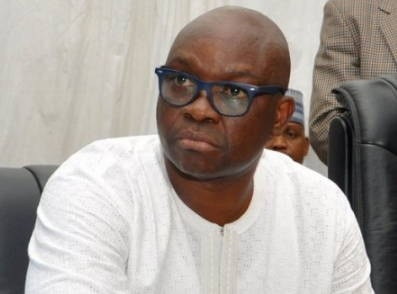 Prepare to change the change – Fayose charges Nigerians