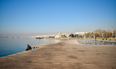 Port - Thessaloniki