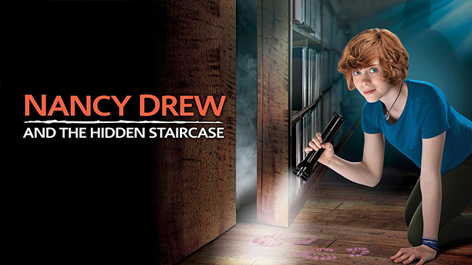 Nancy Drew y la escalera escondida (2019) Web-DL 720p Latino-Ingles