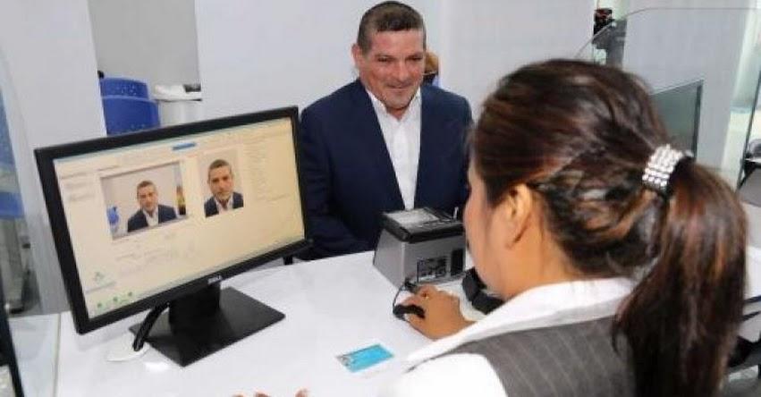 PASAPORTE ELECTRÓNICO: Peruanos también pueden tramitar documento los fines de semana