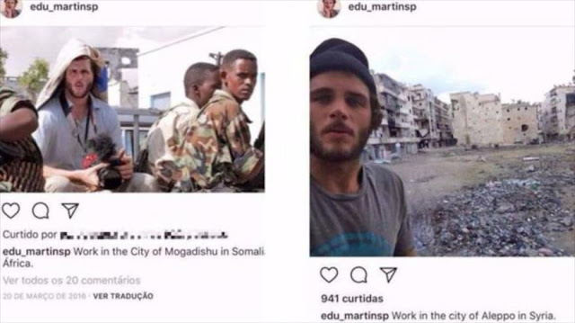 """BBC, Le Monde y… fueron engañados por un fotógrafo """"inexistente"""""""