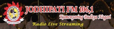 Radio Jodhipati fm 106.1 MHz Nganjuk