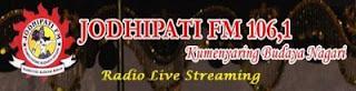 Radio jodhipati fm Nganjuk
