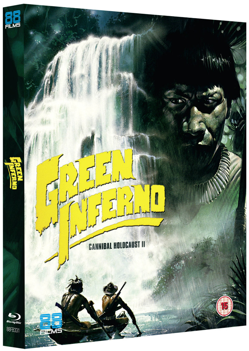 88 films the green inferno cannibal holocaust 2