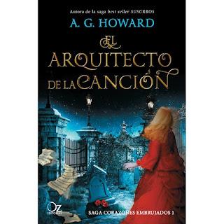 El arquitecto de la canción,  A.G. Howard