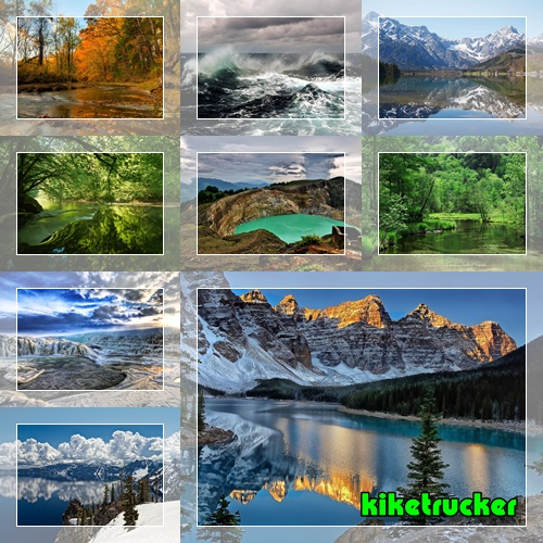 Wallpapers paisajes HD - Pack 21