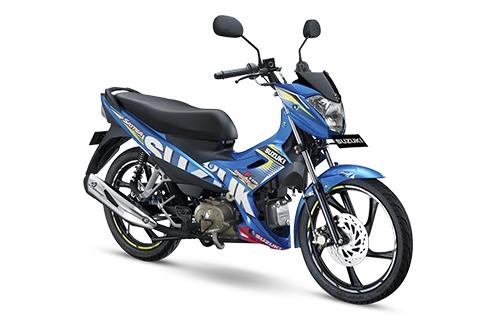 Harga dan Spesifikasi Motor Suzuki Satria F115 Young STAR 2018