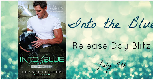 Life With Two Boys: Into the Blue by Chanel Cleeton {Release Day Blitz}