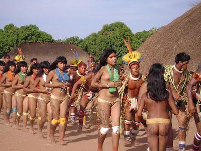 amazon tribal sex