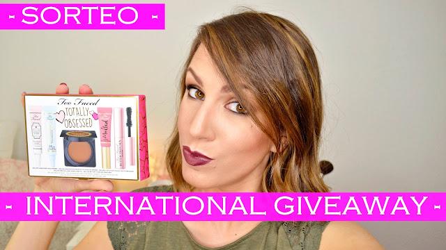 sorteo internacional noviembre rubibeauty giveaway