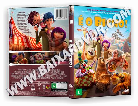 É o Bicho (2020) DVD-R AUTORADO