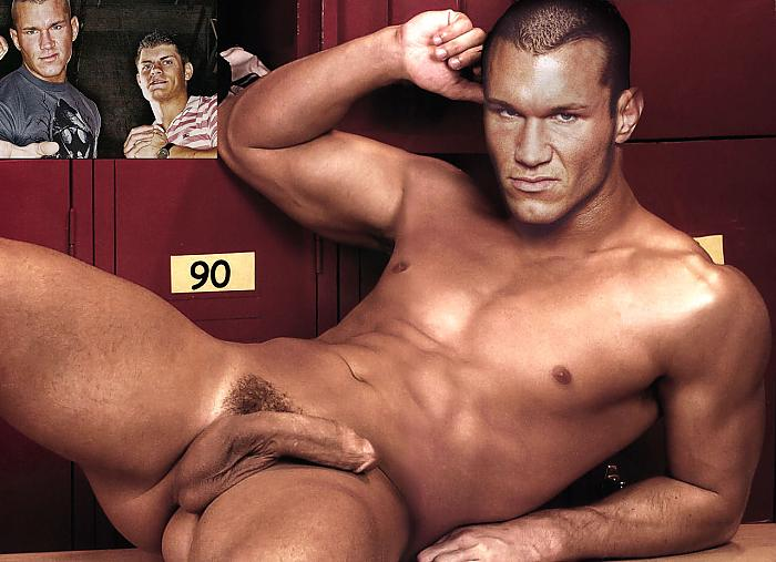 Full naked picture randy orton — pic 4