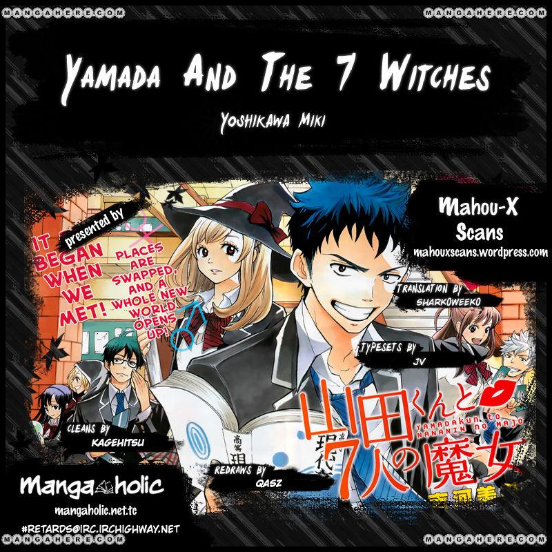 Yamada-kun to 7-nin no Majo 27