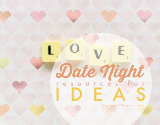 date night resources for ideas