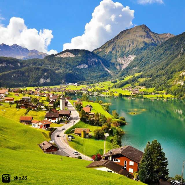 Lungern - cantão de Obwalden, Suíça