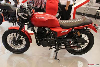 Viar Vintech 250