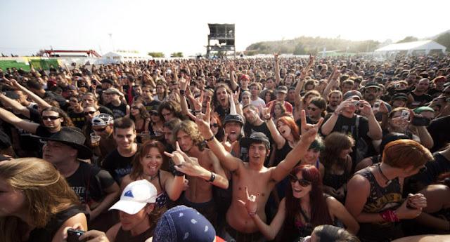 Acudir a conciertos reduce los niveles de estrés