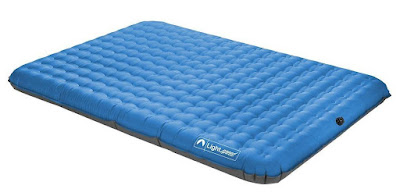 Lightspeed Air Bed Double Pvc Free