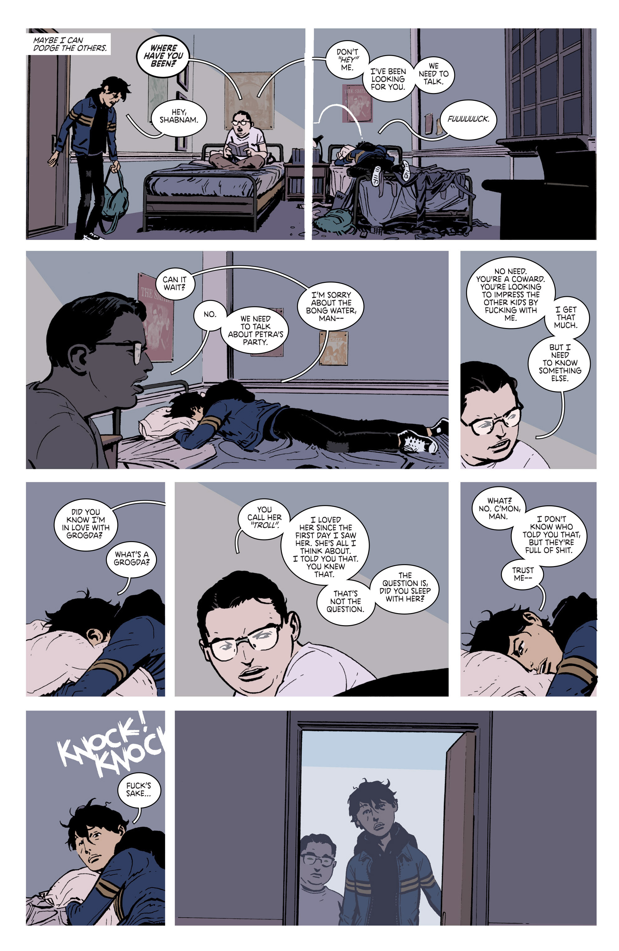 Read online Deadly Class comic -  Issue # _TPB 3 - 96