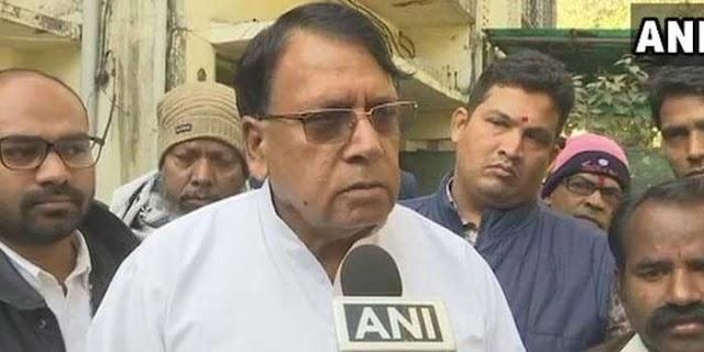 मंत्री PC SHARMA का बेतुका बयान: शव यूपी में मिले, CM ADITYANATH को इस्तीफा देना चाहिए