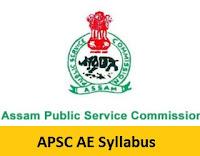 APSC AE Syllabus 2017