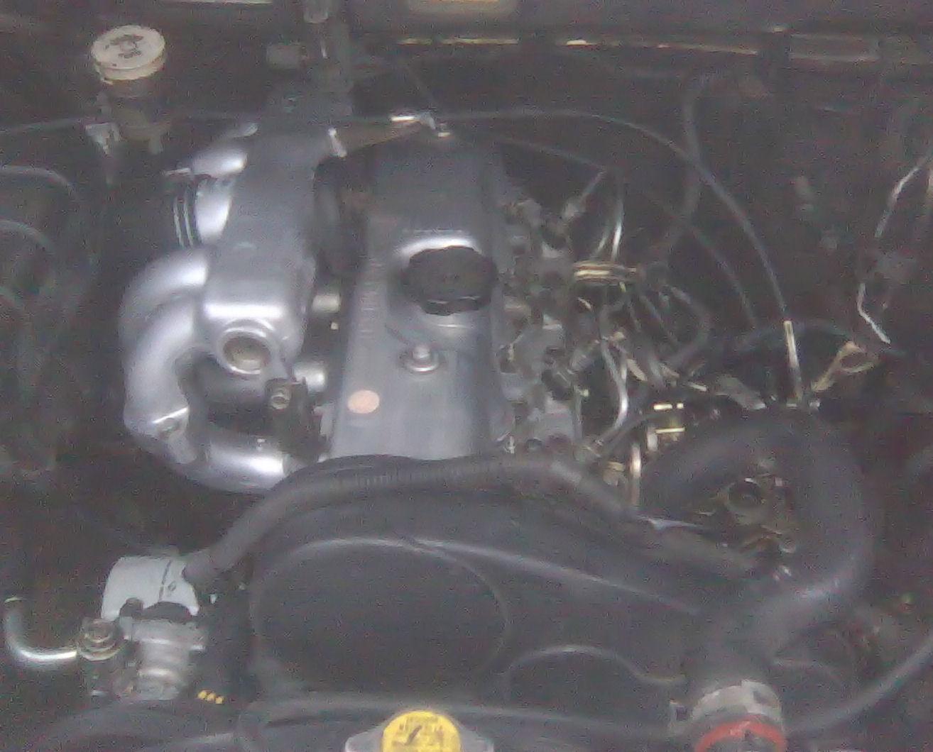 montir online: 4D56 engine specs