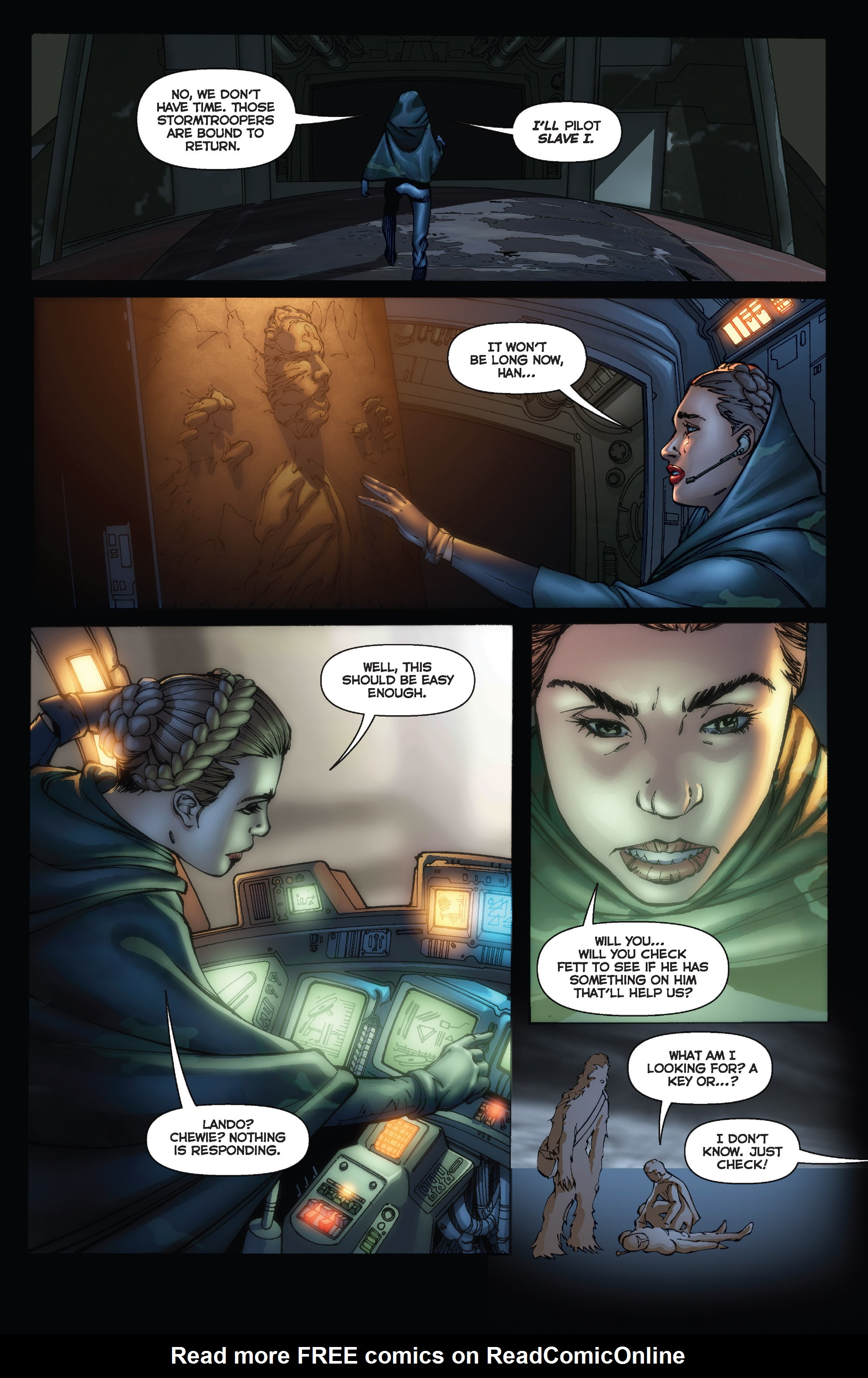 Read online Star Wars Omnibus comic -  Issue # Vol. 27 - 228