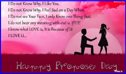 Propose Day image quotes