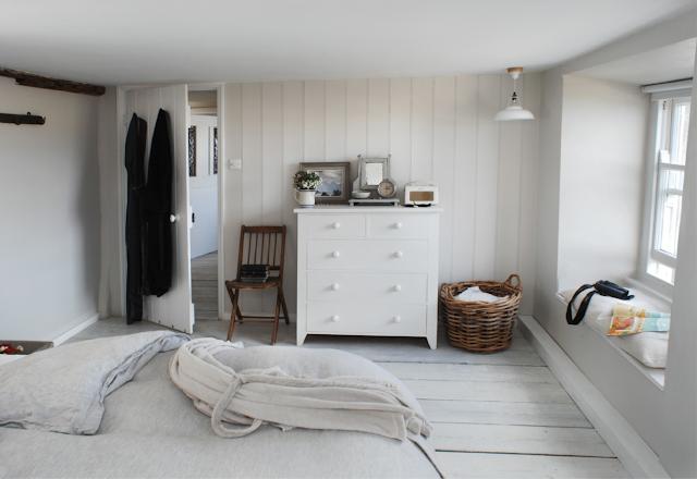 dormitorio tonos blanco