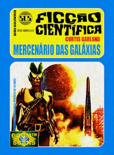 bolsilivro sos ficção científica cedibra série amarela curtis garland mercenario galaxias