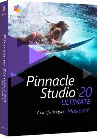 Pinnacle Studio Ultimate 20.0.1 + Content Pack