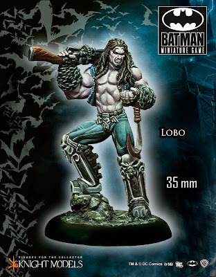 -knight models- novedades octubre-news realease- batman miniature game-batman miniature gae-miniature DC-Marvel-