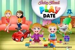 Bebek Elâ Oyun Tarihi - Baby Hazel Playdate