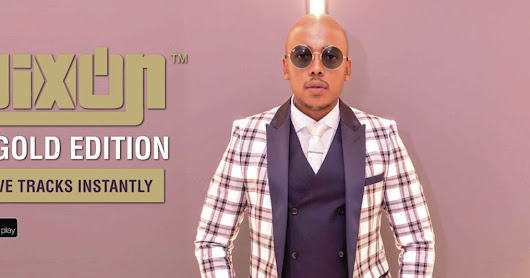 Mobi Dixon Returns Stronger with Live The Music Gold Edition