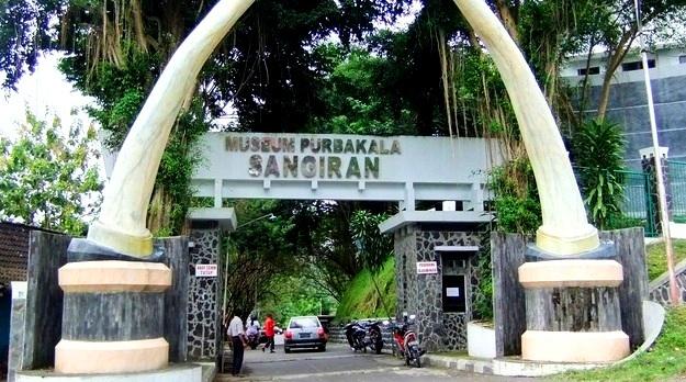 Wisata Museum Purbakala Sangiran