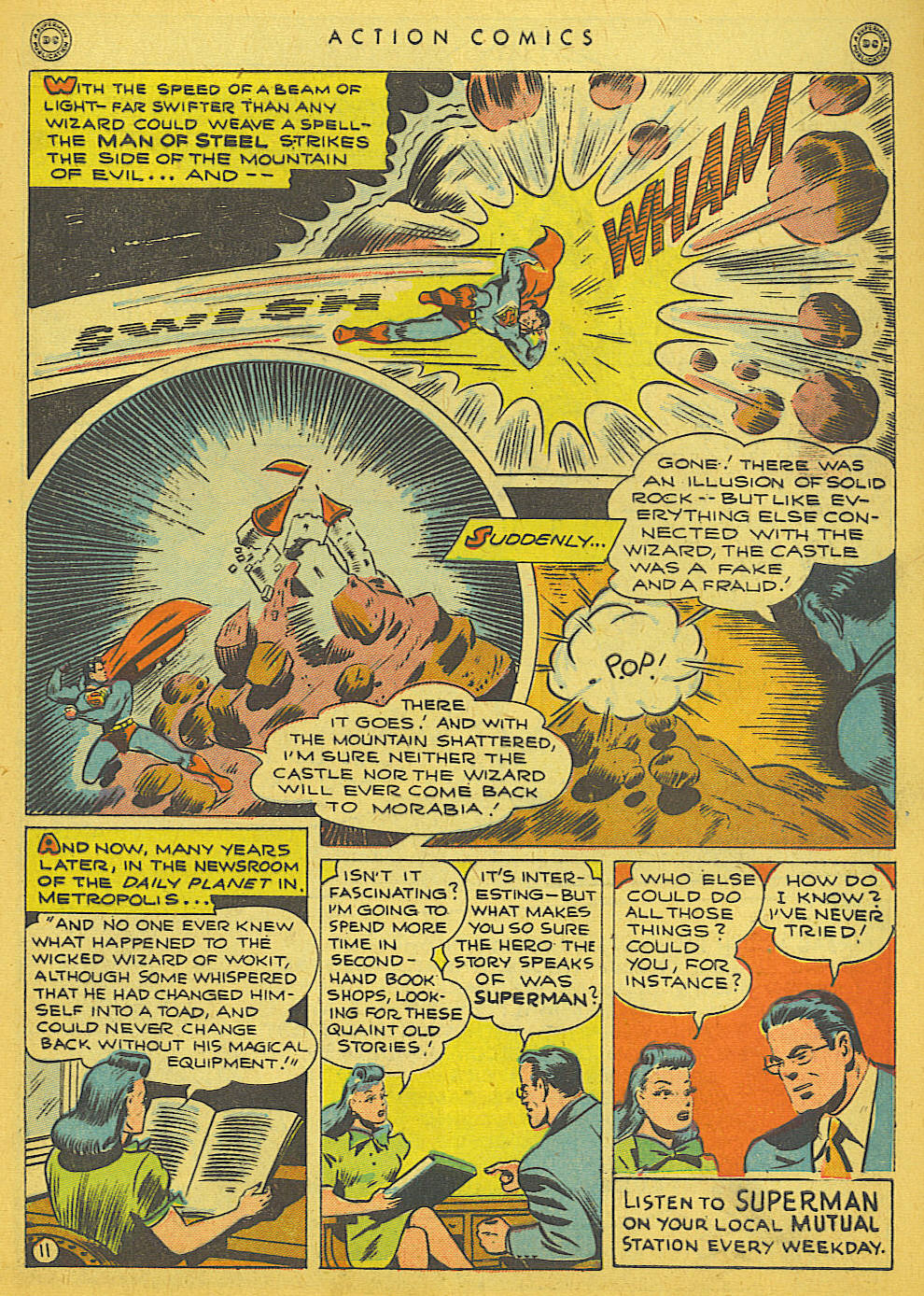 Read online Action Comics (1938) comic -  Issue #86 - 13