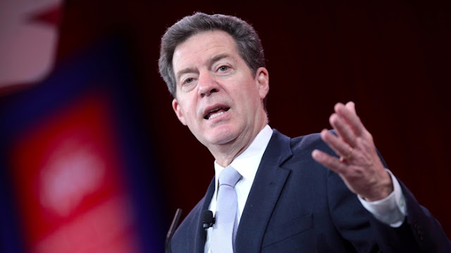 United States' Ambassador at-Large for International Religious Freedom, Samuel Brownback, charges Nigerian religious leaders to send messages against violence
