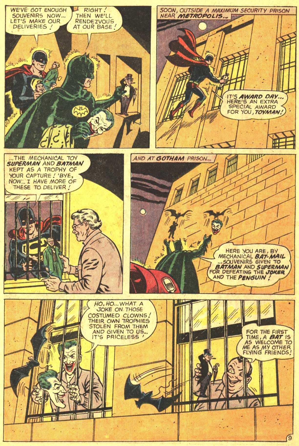 Read online World's Finest Comics comic -  Issue #159 - 12