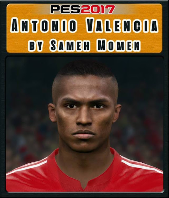 Antonio Valencia New Face PES 2017